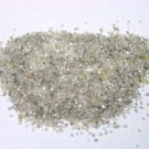 10+ Carats Natural Uncut Rough Diamond Diamonds Powder