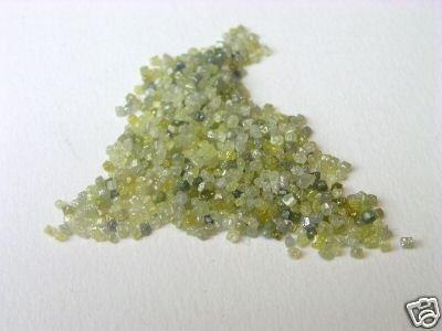 5+ Carat Fancy Yellow Natural Rough Diamond Diamonds