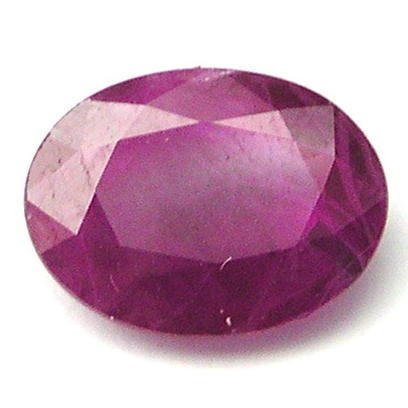 1.20 Carats Polished Natural heated RED RUBIES ~8 X ~6