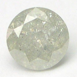 3/4 Carat WHITE ROUND BRILLIANT CUT POLISHED DIAMONDS