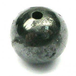 1+ Carat BLACK TUMBLED Rough Cut Diamonds Beads