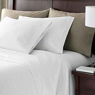 500TC Pillowcase 100% Egyptian Cotton Ivory Color