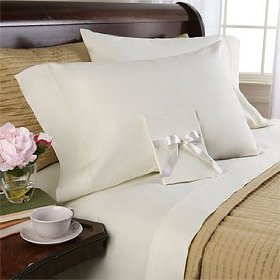 800TC Pillows 100% Egyptian Cotton White Color
