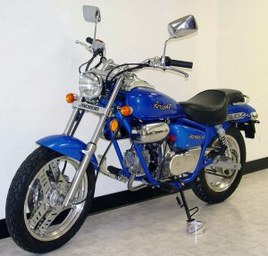 Knight 50cc Or 100cc