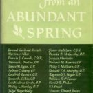 From An Abundant Spring: The Walter Farrell Memorial Volume Of The Thomist