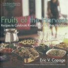 Copage, Eric V. Fruits Of The Harvest: Recipes To Celebrate Kwanzaa And Other Holidays