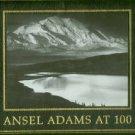 Szarkowski, John. Ansel Adams At 100