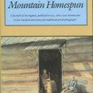 Goodrich, Frances Louisa. Mountain Homespun