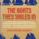 Doherty, John Stephen. The Boats They Sailed In