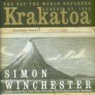 Winchester, Simon. Krakatoa. The Day The World Exploded: August 27, 1883