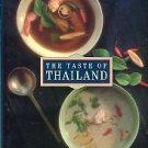 Bhumichitr, Vatcharin. The Taste Of Thailand