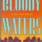 Garcia-Aguilera, Carolina. Bloody Waters: A Lupe Solano Mystery