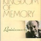 Wiesel, Elie. From The Kingdom Of Memory: Reminiscences