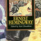 Donaldson, Scott, ed. The Cambridge Companion To Ernest Hemingway