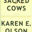 Olson, Karen E. Sacred Cows