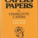 Capers, Charlotte. The Capers Papers