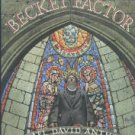 Anthony, Michael David. The Becket Factor