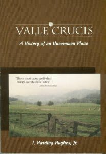 Hughes, I Harding. Valle Crucis: A History Of An Uncommon Place