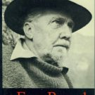 Gallup, Donald. Ezra Pound: A Bibliography