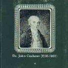 Saffron, Morris H. Surgeon to Washington: Dr. John Cochran, 1730-1807