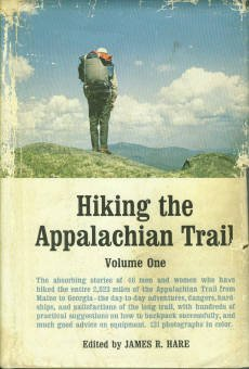 Hare, James R., ed. Hiking the Appalachian Trail