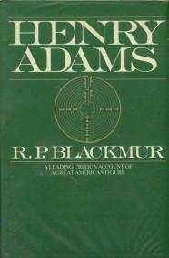 Blackmur, R. P. Henry Adams
