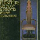 Darling, Sharon. Chicago Furniture: Art, Craft, and Industry, 1833-1983