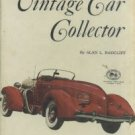Radcliff, Alan L. Adventures of a Vintage Car Collector