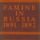 Robbins, Richard G. Famine in Russia, 1891-1892: The Imperial Government Responds to a Crisis