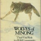 Allen, Durward L. Wolves of Minong: Their Vital Role in a Wild Community