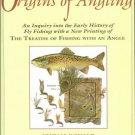 McDonald, John. The Origins of Angling