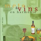Molara, Christian. Mets & Vins En Harmonie [Food & Wine In Harmony]