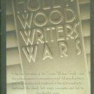 Schwartz, Nancy Lynn, and Schwartz, Sheila. The Hollywood Writers' Wars