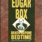 Box, Edgar [Vidal, Gore]. Death Before Bedtime