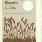 Effie, Fern. Two-Story Biscuits