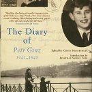 Ginz, Peter. The Diary Of Peter Ginz, 1941-1942