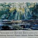 Butler, James. Penobscot River Renaissance: Restoring America's Premier Atlantic Salmon Fishery