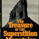 Jennings, Gary. The Treasure Of The Superstition Mountains