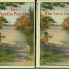 Braden, James A. The Lone Indian [with] Far Past The Frontier [with] The Trail Of The Seneca
