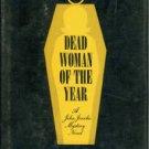 Pentecost, Hugh. Dead Woman Of The Year