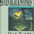 Hager, Jean. Seven Black Stones