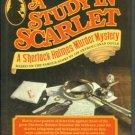 A Study In Scarlet [Based On The Story By Sir Arthur Conan Doyle], A Sherlock Holmes Murder Mystery