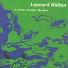 Holton, Leonard. A Touch Of Jonah: A Father Bredder Mystery Novel