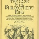 Collins, Randall. The Case Of The Philosophers' Ring