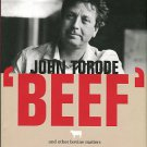 Torode, John. Beef: And Other Bovine Matters