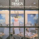 Cohen, Edie Lee. Dining By Design: Interor Design's Handbook Of Dining And Restaurant Facilities