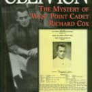 Maihafer, Harry J. Oblivion: The Mystery Of West Point Cadet Richard Cox