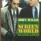 Willis, John. Screen World: 1993, Volume 44