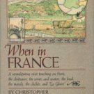 Sinclair-Stevenson, Christopher. When In France