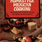 Romo, Ida. Homestyle Mexican Cooking
